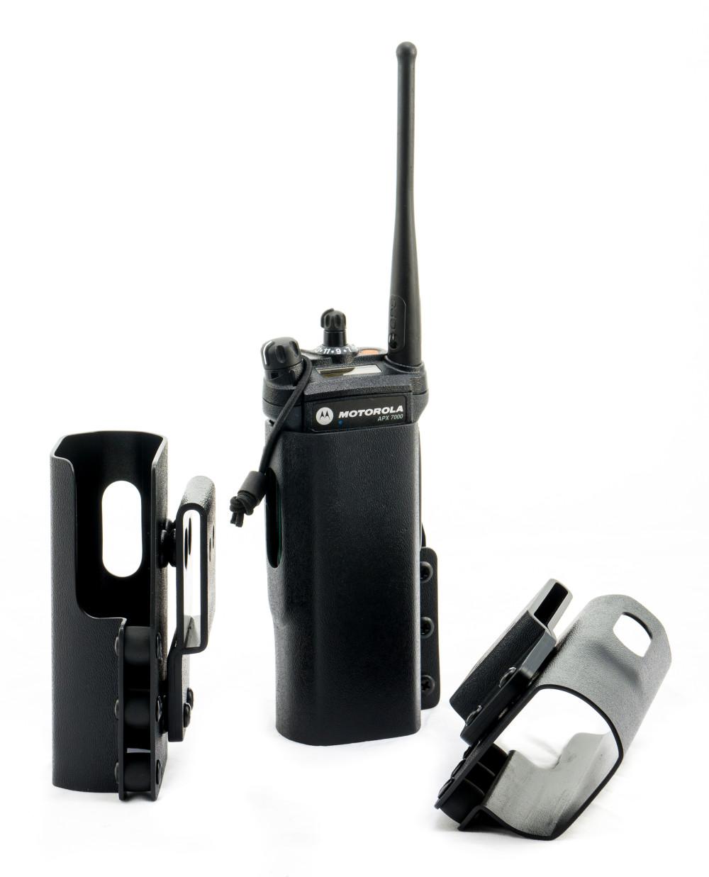 Radio holder motorola apx 6000 - Motorola Apx 7000